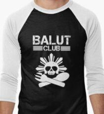 Balut Club Baseball ¾ Sleeve T-Shirt