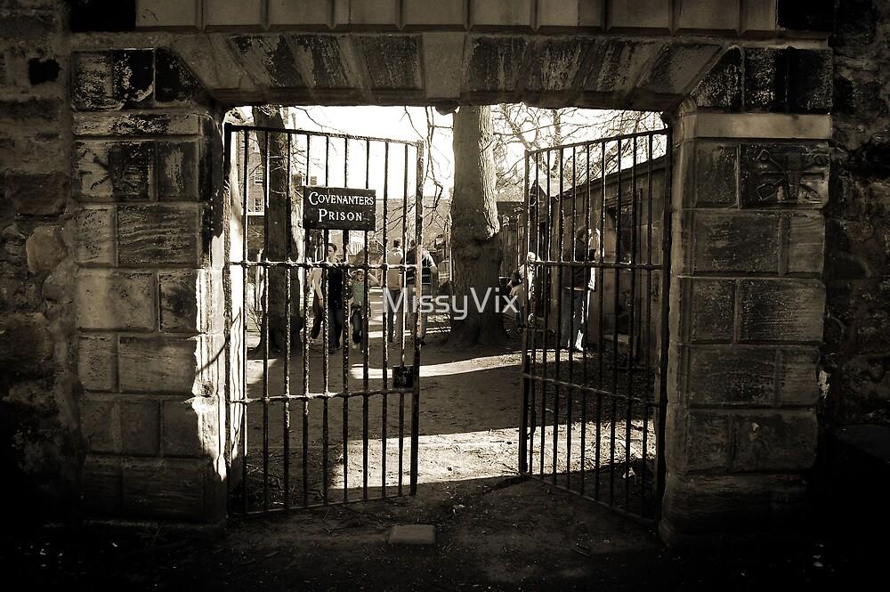 The Convenentors Prison by MissyVix
