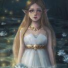 Zelda by ARiAillustr
