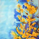 Golden Wattle by Lorna Gerard