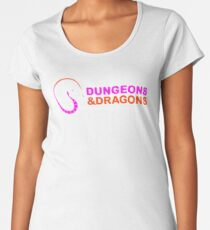 Dunkin Dragons Women's Premium T-Shirt