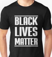 Black Lives Matter - black T-Shirt