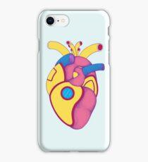 Yellow Submarine Heart iPhone Case/Skin