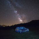 one night under the milkyway by Alessandra Antonini