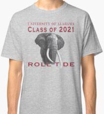 Class of 2021 University of Alabama Classic T-Shirt