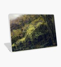 Landscape with trees Laptop Skin