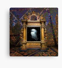 Of Stardust and Transcendence Canvas Print