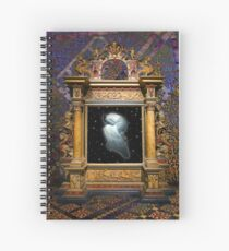 Of Stardust and Transcendence Spiral Notebook