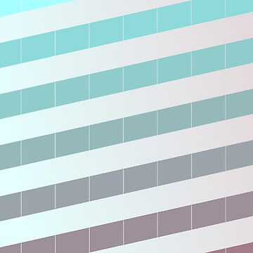 Geometric Pastel Gradient by Mangobarbecue