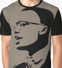 Malcolm X  Graphic T-Shirt
