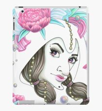 Scribble Witch iPad Case/Skin