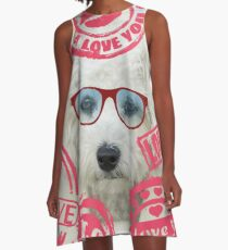 Cuteness overload 7. A-Line Dress