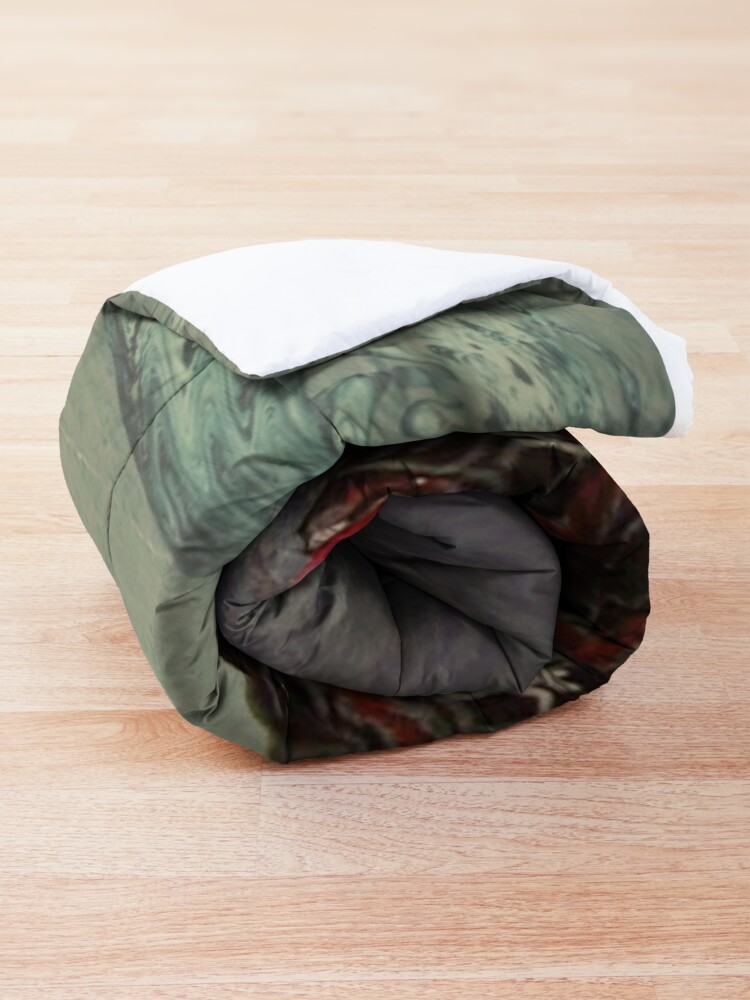 Alternate view of mesmerized Comforter