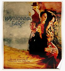 Wynonna Earp - Western Style Cast Poster #3 Poster
