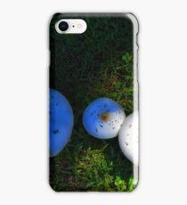 Smurf Suburb iPhone Case/Skin
