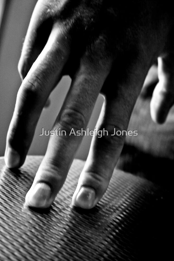 Waiting by Justin Ashleigh Jones