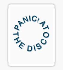 Panic! at the disco Sticker