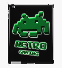 Retro Gaming iPad Case/Skin