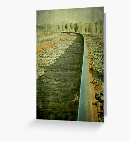 Heading South Greeting Card