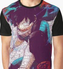 Izuku Midoriya - Boku no Hero Academia | My Hero Academia Graphic T-Shirt