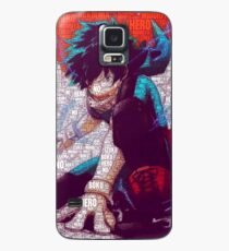 Izuku Midoriya - Boku no Hero Academia | My Hero Academia Case/Skin for Samsung Galaxy