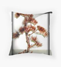 Roots Walking Free Throw Pillow