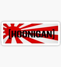 Hoonigan JDM sticker  Sticker