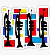 """;In Living Color""- prime Sticker"