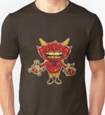 Teddy In Hell Unisex T-Shirt