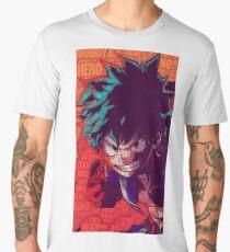 IZUKU MIDORIYA - Boku no Hero Academia | My Hero Academia Men's Premium T-Shirt