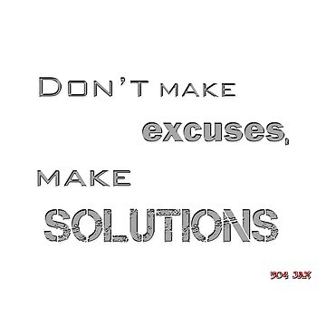Make SOLUTIONS (words only) by 504-JAX