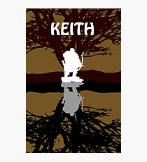 KEITH - THE WATCHERS - COLLAGE Photographic Print
