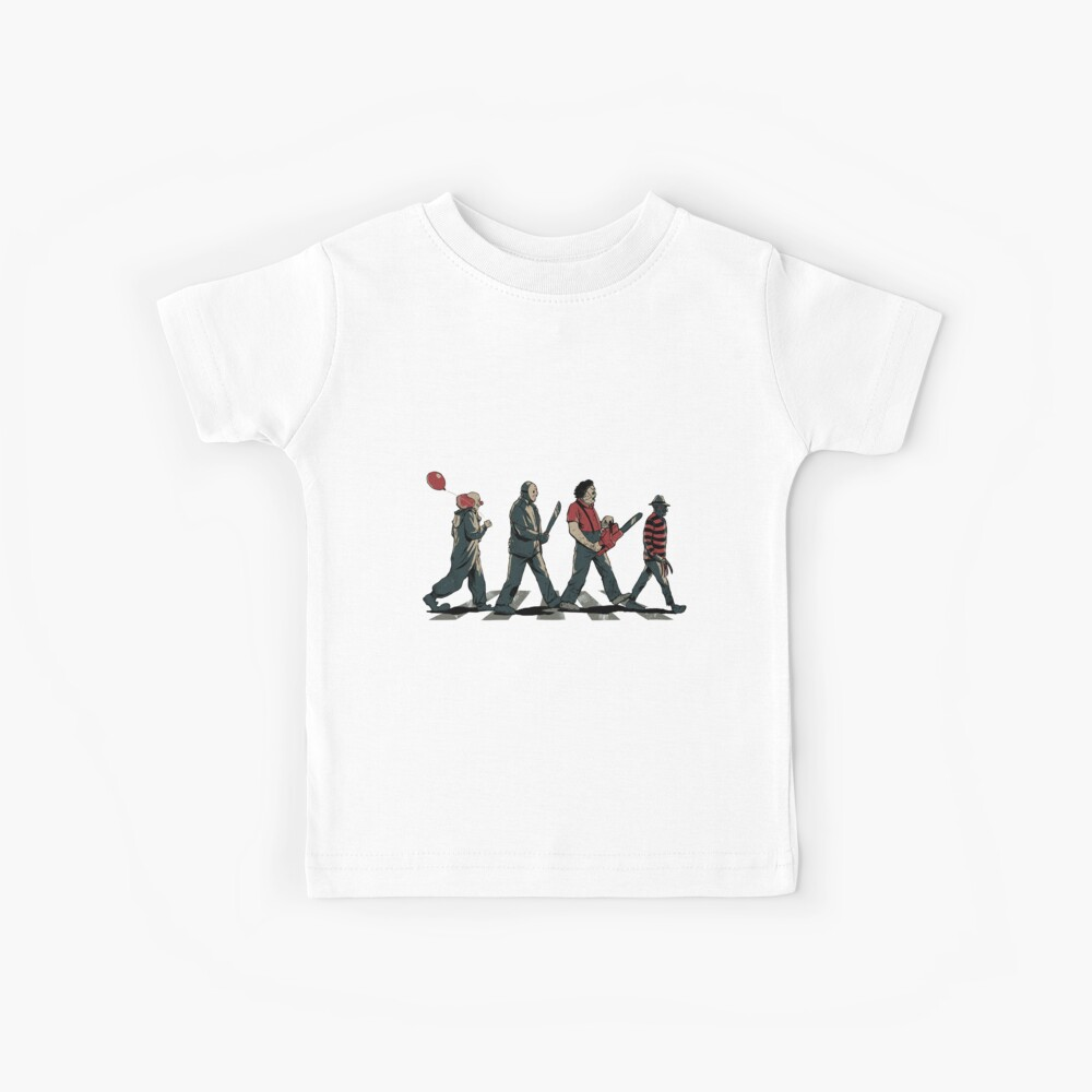 Abbey Horror Kinder T-Shirt