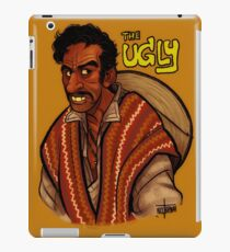 The Ugly iPad Case/Skin