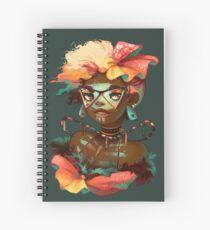 Skell Spiral Notebook