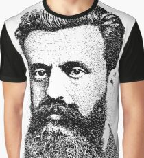 Theodor Herzl Graphic T-Shirt