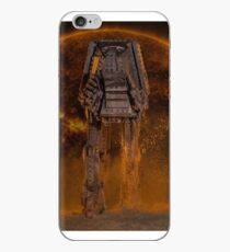 AT-AT Sunset iPhone Case