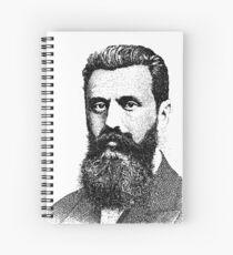 Theodor Herzl Spiral Notebook