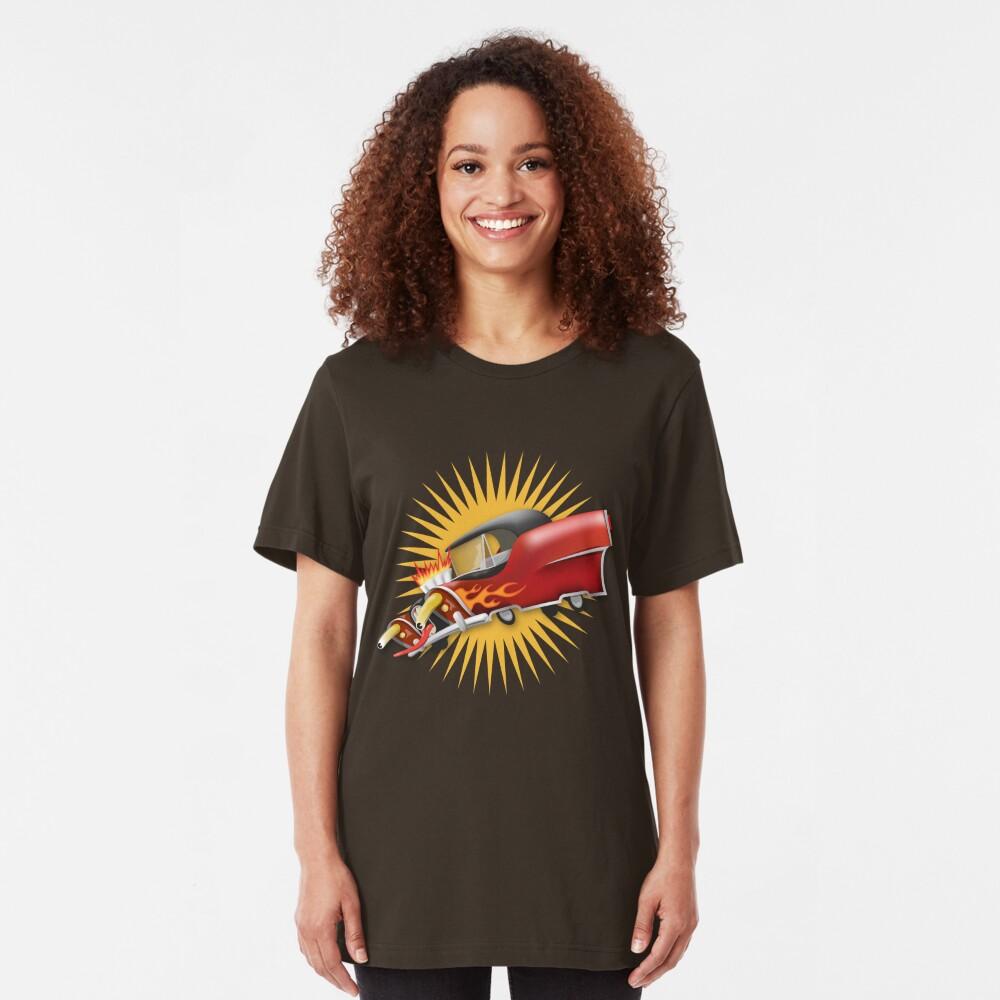 Moon Rod Slim Fit T-Shirt