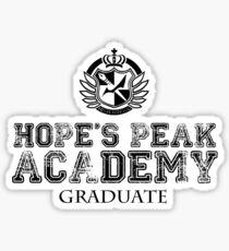 graduate Sticker