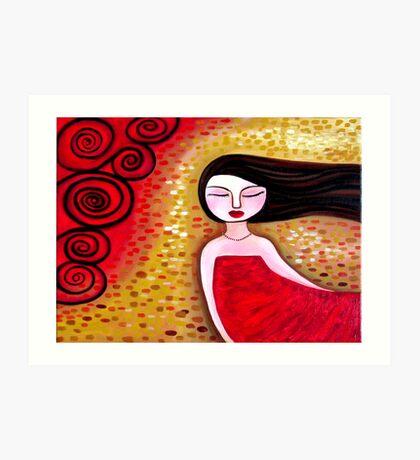 Red Sea Breeze Art Print