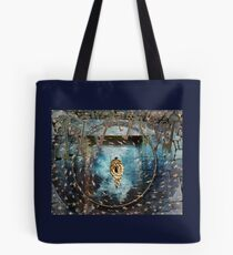 Bearer of the Keys Tote Bag
