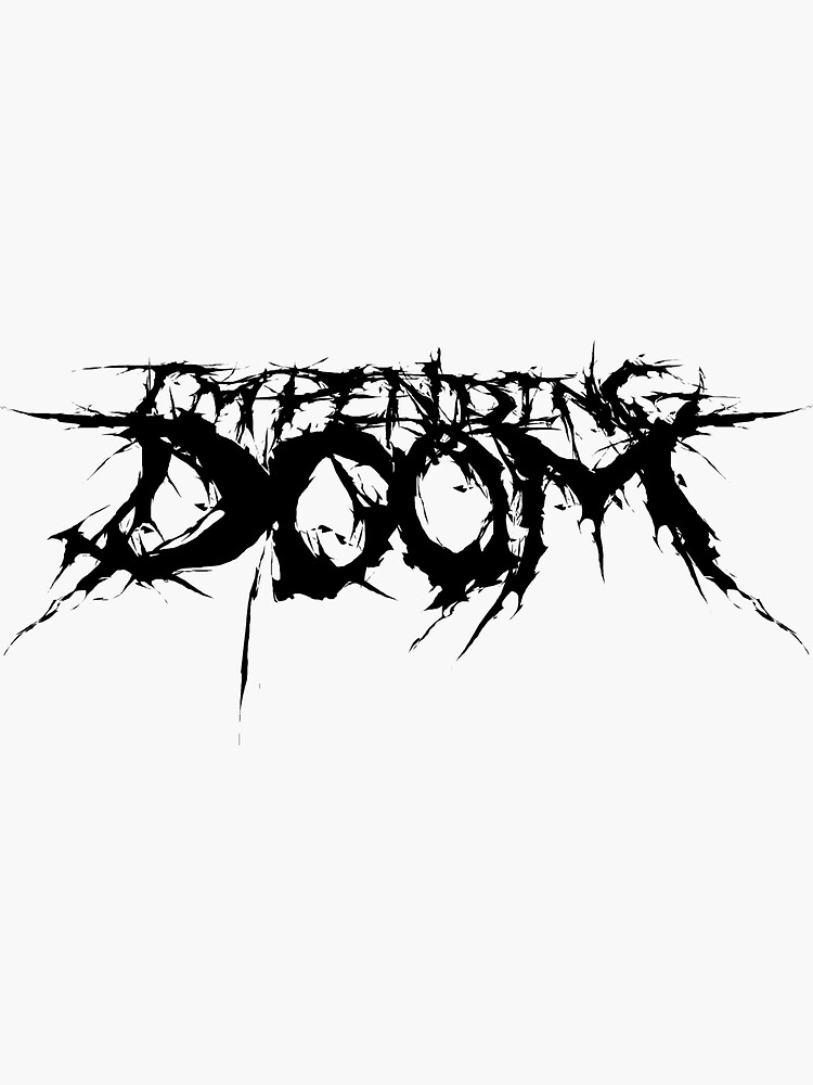 IMPENDING DOOM LOGO by XavierLange