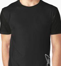 Leucism: Cristata (Aardwolf) Graphic T-Shirt