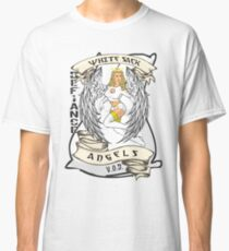 White Sack Angels: Defiance Forever! Classic T-Shirt