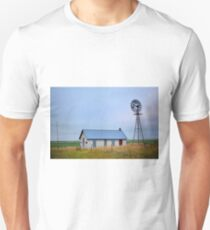 Nebraska Prairie Unisex T-Shirt