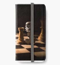 Lego Chess iPhone Wallet/Case/Skin