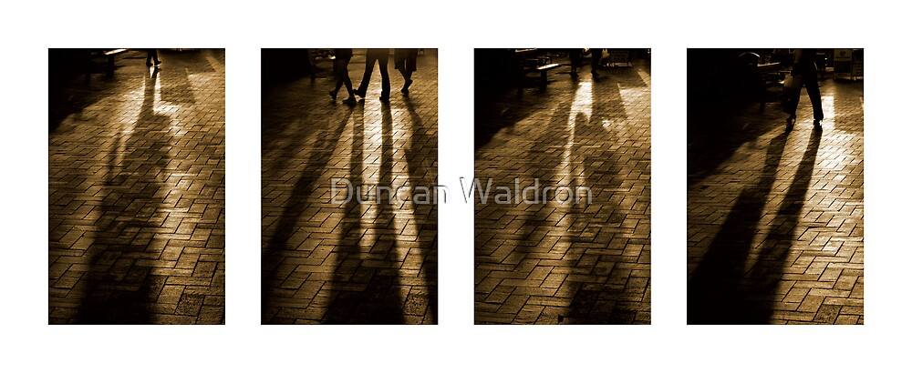 The Evening Jive by Duncan Waldron