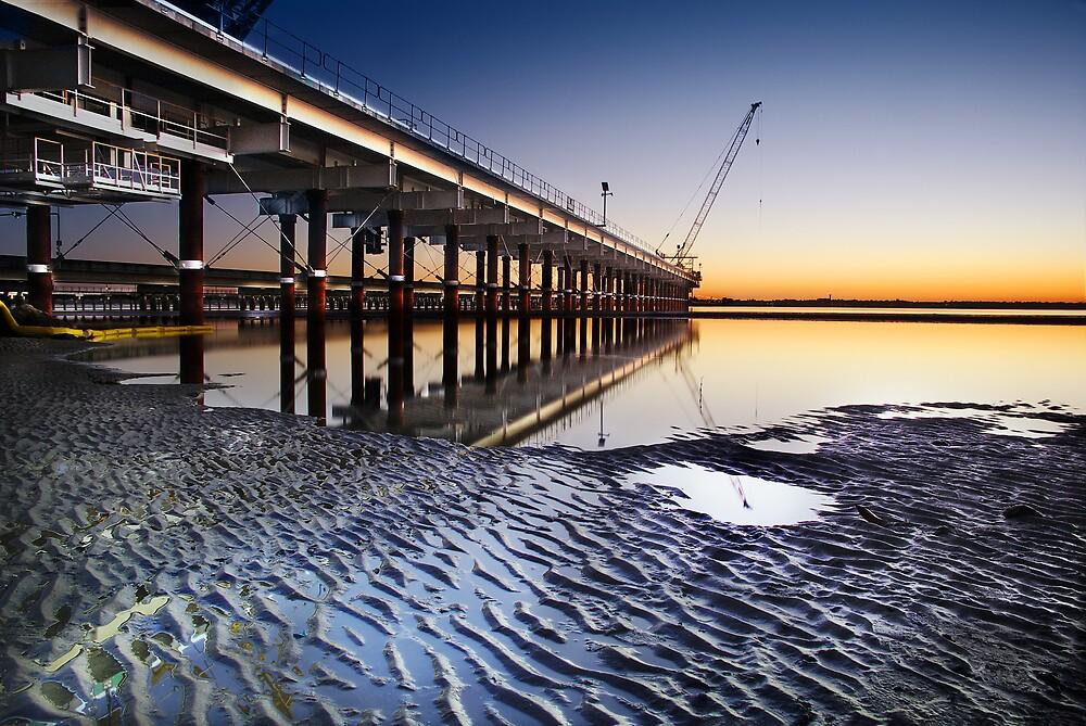 Unfinished Bridge by Ben Ryan