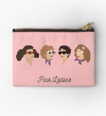Pink Ladies Zipper Pouch